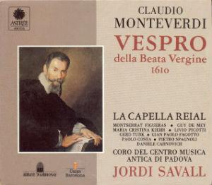 Vespro della Beata Vergine | Claudio Monteverdi (1567-1643)