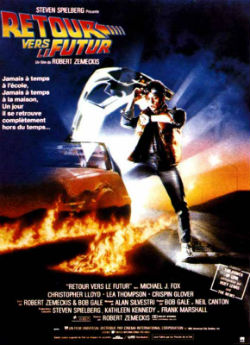 Retour vers le futur = Back to the future |