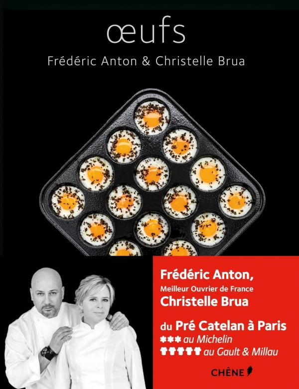Oeufs | Frédéric Anton. Auteur