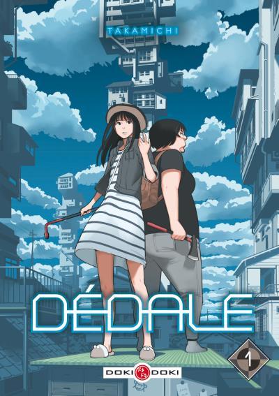 Dédale. 1 |  Takamichi. Auteur