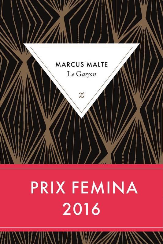 Le garçon | Marcus Malte (1967-....). Auteur