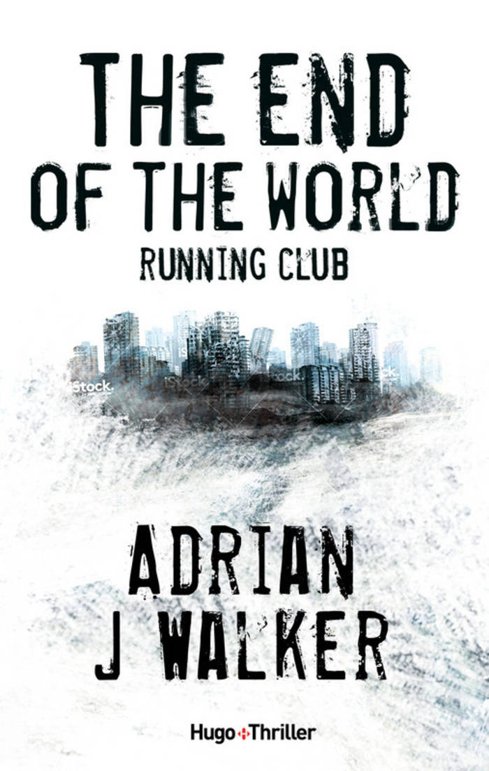 The end of the world running club | Adrian J. Walker. Auteur