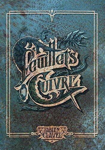 Feuillets de cuivre | Fabien Clavel (1978-....). Auteur