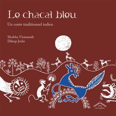 Le chacal bleu | Shobha Viswanath. Auteur