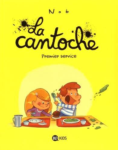 Premier service |  Nob (1973-....). Auteur