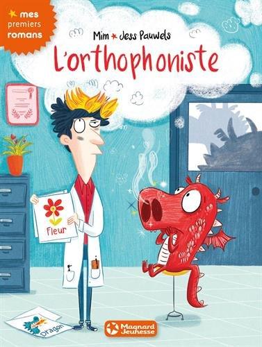 L'orthophoniste |  Mim (1976-....). Auteur