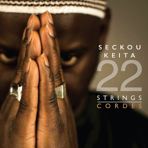 22 strings | Seckou Keita. Kora