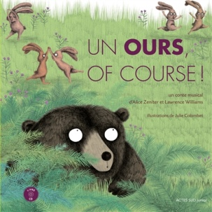 Un ours, of course ! |