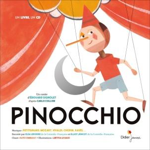 Pinocchio | Edouard Signolet (1980-....). Auteur
