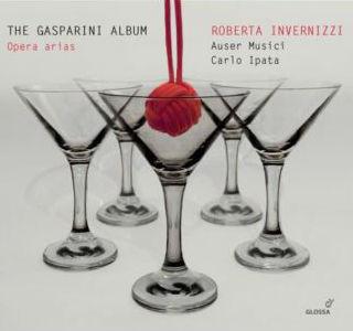 The Gasparini album opera arias |