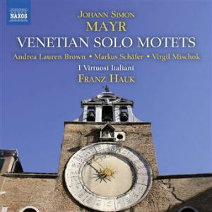 Venetian solo motets |