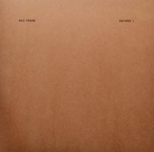 Encores 1 | Nils Frahm (1982-....)