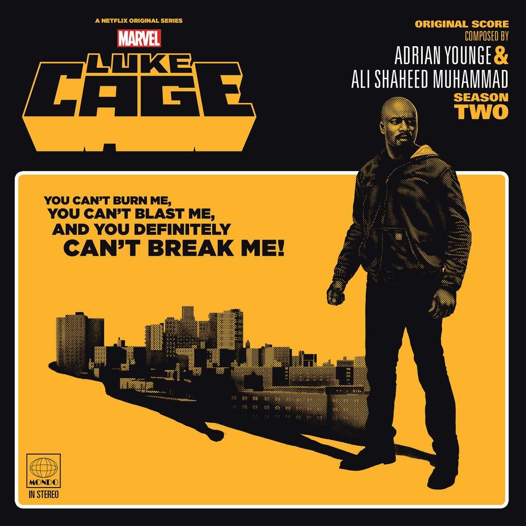 Luke Cage : season 2 | Adrian Younge (1978-....)