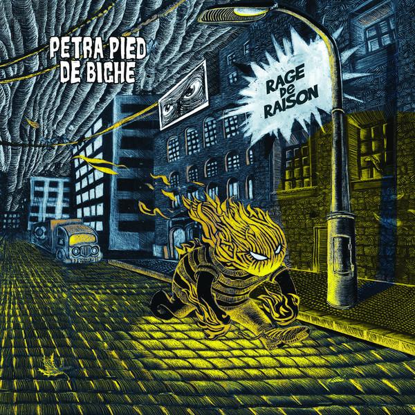 Rage de raison |  Petra Pied De Biche. Chanteur