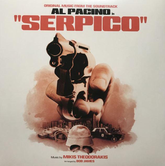 Serpico : original music from the soundtrack  | Míkīs Theodōrákīs (1925-....).